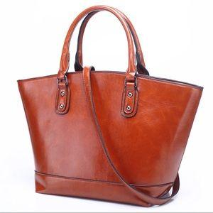 PAVA LEATHER Bags   New Fall Fashion Hand   Poshmark 7fe9905b42
